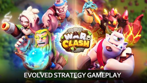War Clash 0.21.3.5 screenshots 6