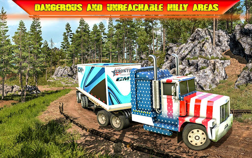 Heavy truck simulator USA apktram screenshots 1