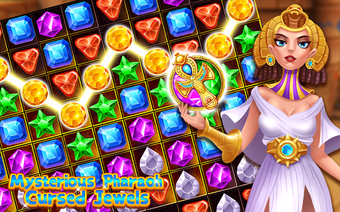 Game Mysterious Pharaoh Cursed Jewels APK for Windows Phone