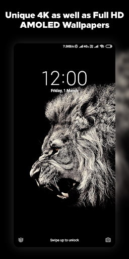 4K AMOLED Wallpapers - Live Wallpapers Changer Apk 1