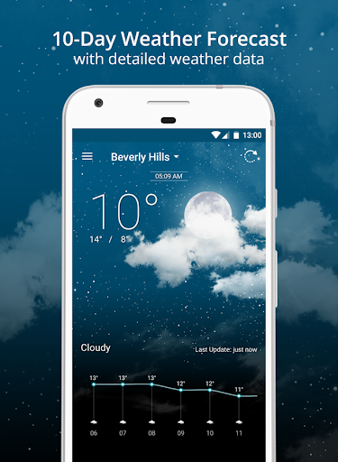Download APK: Weather Wiz: Forecast & Widget v1.0.0-rc7 [Unlocked]