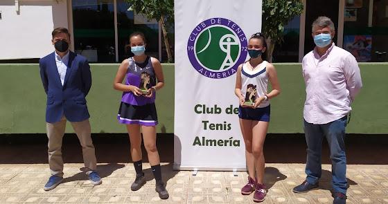 Más de 100 tenistas celebran las fiestas de Huércal