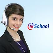 NSchool,엔스쿨,화상강의,화상교육
