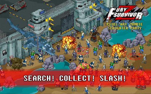 Fury Survivor: Pixel Z screenshot 8