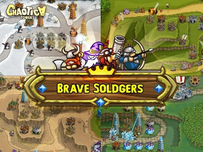 Chaotica Towers- screenshot