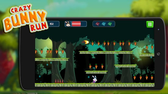 Super Carrot Rush: Collect Baby Carrots & Coins- screenshot thumbnail