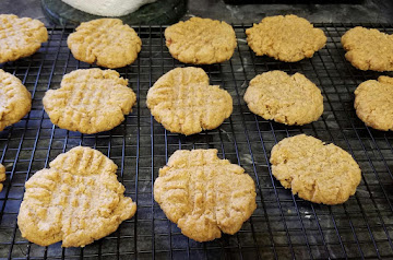 New Peanut Butter Or Almond Butter Cookies Recipe