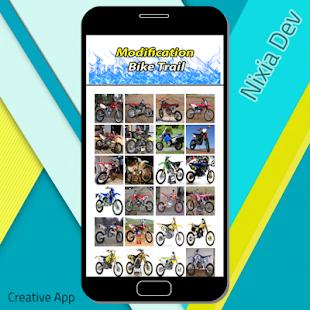 Modification Bike Trail - náhled