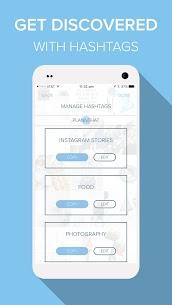 Plann: Preview, Analytics + Schedule for Instagram v10.0.2 [Premium Mod] APK 4