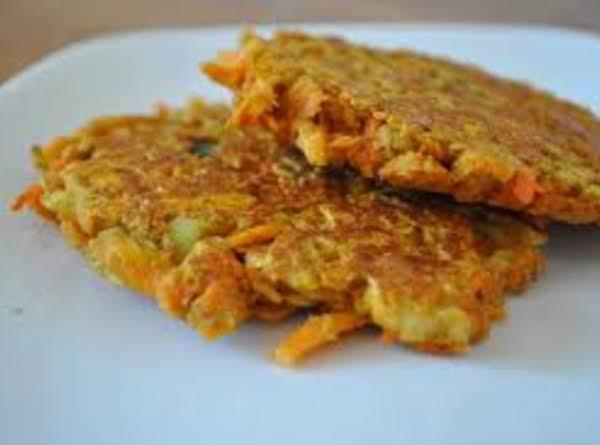 Fried  Carrot -potato Breakfast