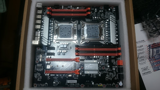 X79 Motherboard