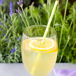 French Lavender Lemonade.