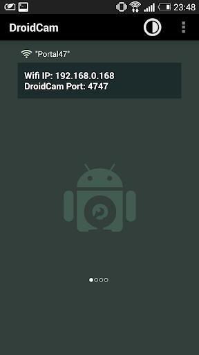 DroidCam Wireless Webcam screenshot 4