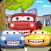 Car Wash Teeth Dentist Game