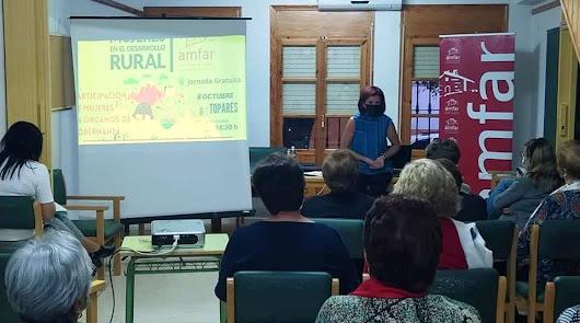 Comienzan las actividades de AMFAR por el Día de la Mujer Rural