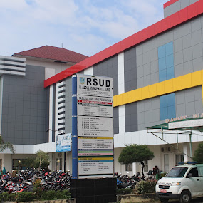 rsud h. abdul manap by Hendra Db - Buildings & Architecture Office Buildings & Hotels ( jambi, indonesia, hospital )
