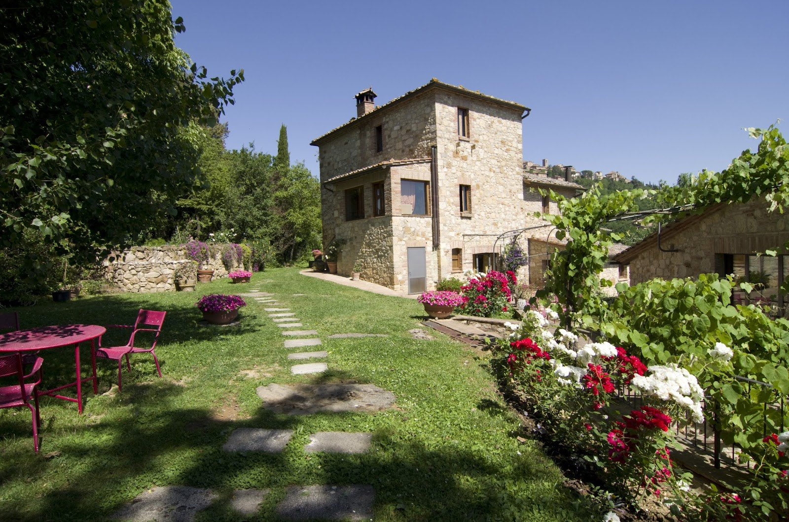 Villa Ardene_Montepulciano_3