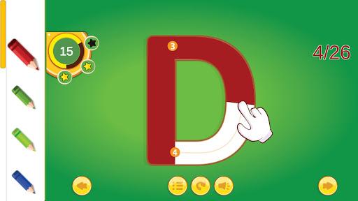 Letter Game for Children learn alphabet for kids hack tool
