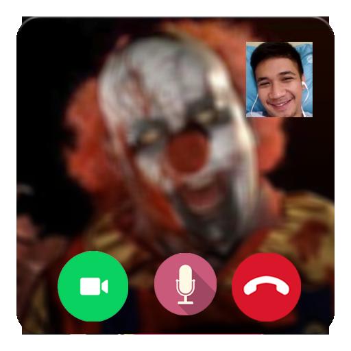 Call Video Scary Clown Prank