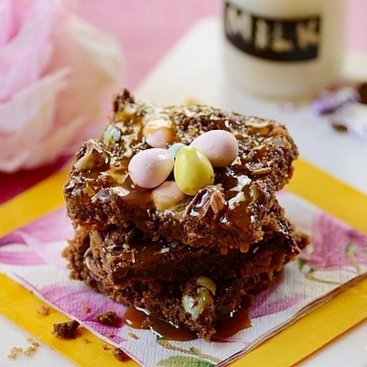6-Ingredient Easter Cookie Bars Recipe