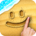 Sand Draw Sketchbook: Creative Drawing Art Pad App icon