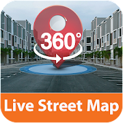 Live Street View GPS Route Navigation: World Atlas