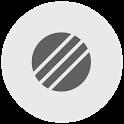 FlatCons White Icon Pack icon