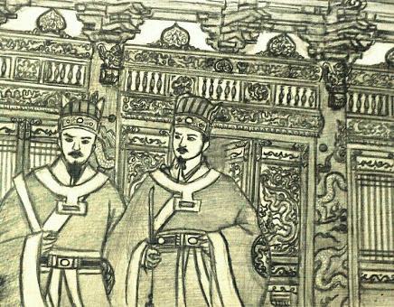 Hưng Đạo Vương: Trần Quốc Tuấn và Chiêu Minh Vương: Trần Quang Khải | Việt  nam, Hoàng đế, Viết