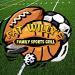 Logo for Fat Willy's Family Sports Grill - Chandler