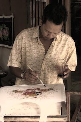Dipinta a mano di Bellaventu