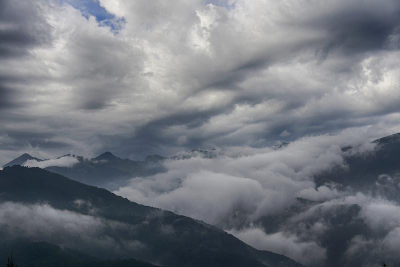 Pioggia...sulle Alpi Marittime di Gianva