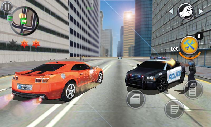 Grand Gangsters 3D Screenshot 4
