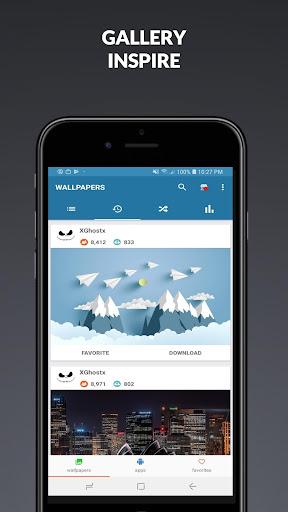 Wallpapers HD Plus 10.2.1 screenshots 1