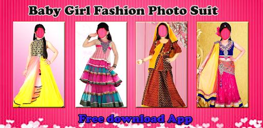 Приложения в Google Play – <b>Baby Girl Fashion</b> Photo Suit