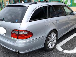 Eクラス ステーションワゴン W211 2009年式E350アバンギャルドワゴンのカスタム事例画像 akisasukeさんの2019年10月11日10:48の投稿