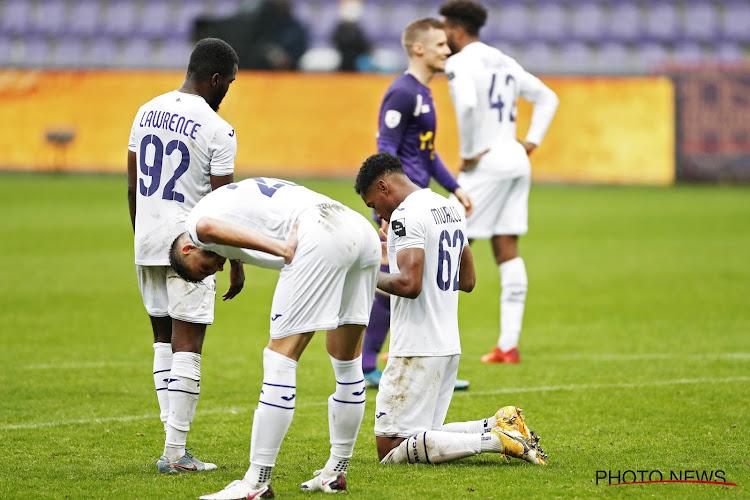 """Spelers Anderlecht hebben het begrepen: """"We hebben elkaar beloofd dat het de laatste keer was dat we met die mentaliteit speelden"""""""