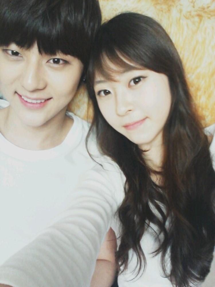 minhyun sister