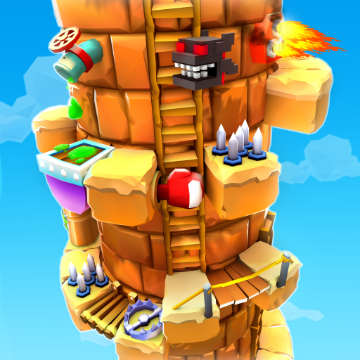 Blocky Castle Icon