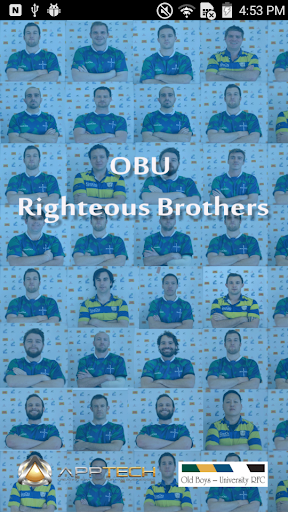 OBU Righteous Brothers