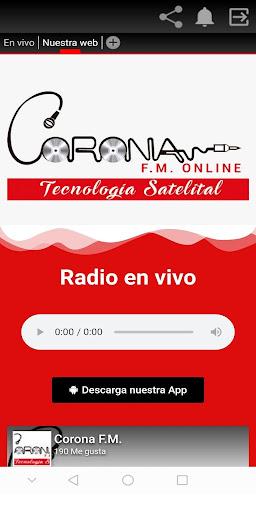Radio Corona FM Online 9.4 screenshots 2