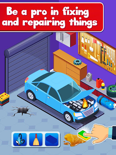 Fix It - Repair and Renovate Your Dream Home android2mod screenshots 10