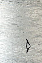 Photo: Walking on water