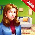 Home Memory: Word Cross & Dream Home Design Game icon