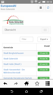 VoteManager – Miniaturansicht des Screenshots