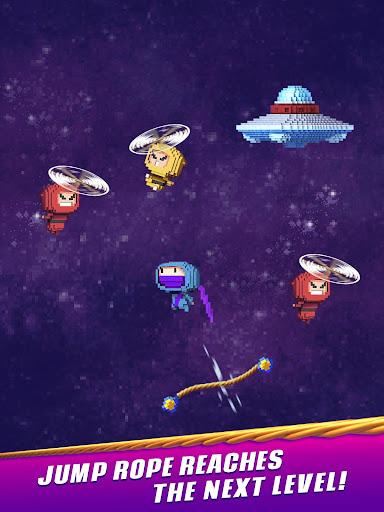 Ninja Up! - Endless arcade jumping  screenshots 11