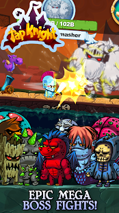 Tap Knight – RPG Idle-Clicker Hero Game 4