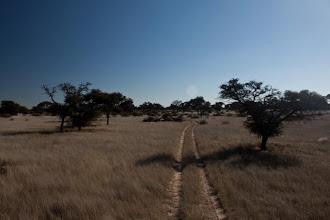 Photo: Back road somewhere / Zadní cestou kamsi