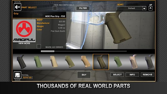GUNSTRUCTION HD screenshot 1