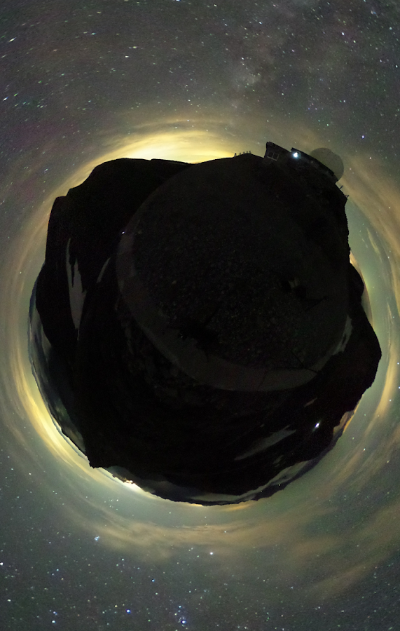RICOH THETA S- screenshot
