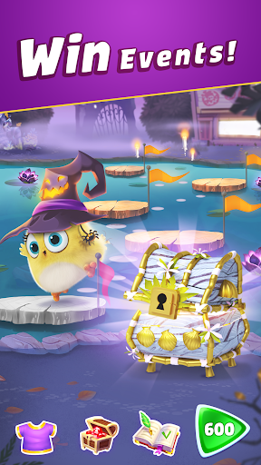 Angry Birds Match 3 screenshot 4